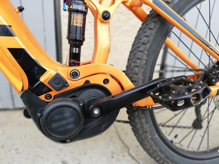 moteur pédalier vélo électrique