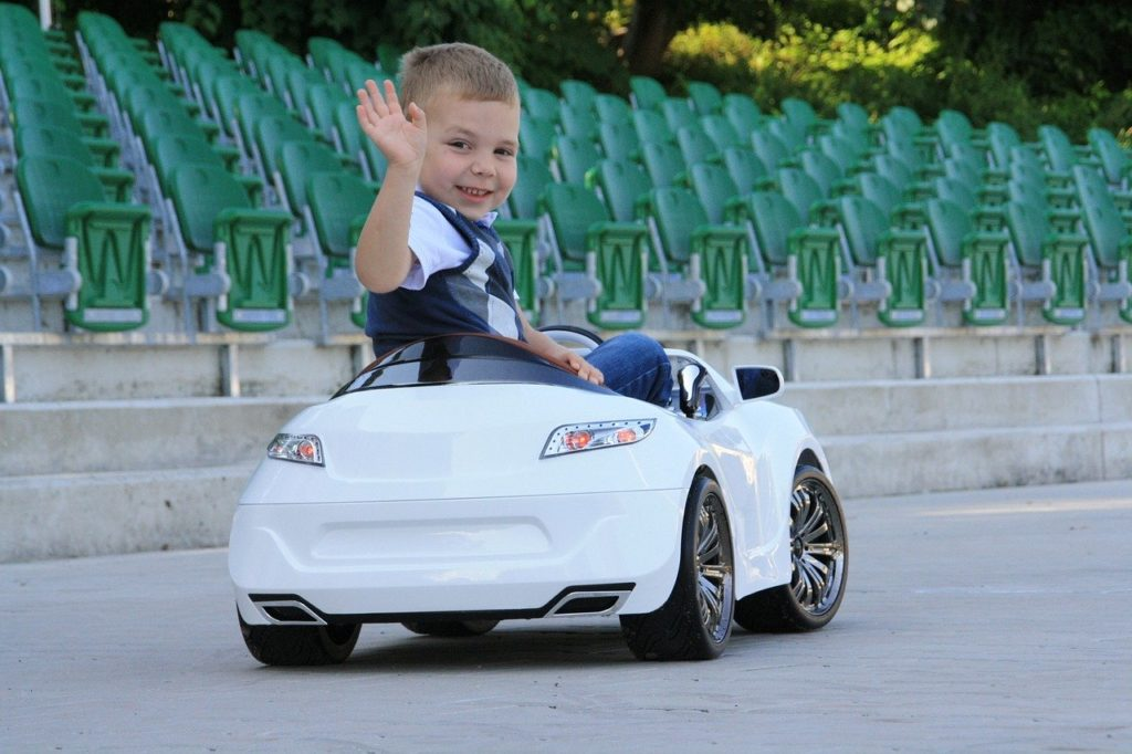 voiture éléectrique enfant