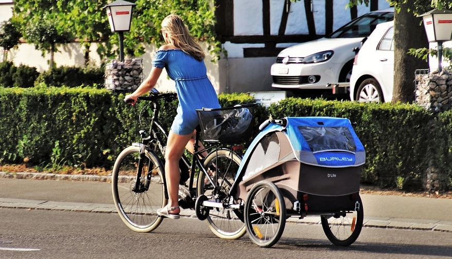 Meilleure Remorque vélo