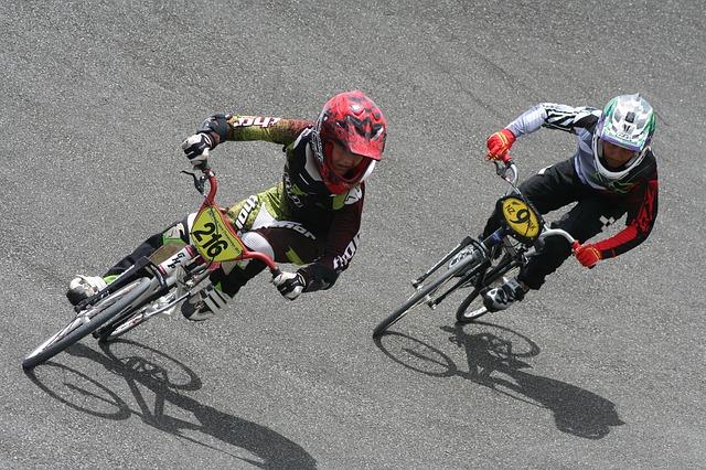Equipement BMX Race