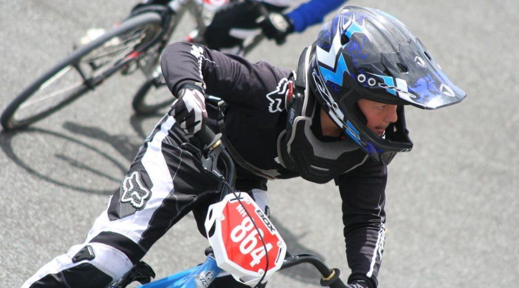 Casque BMX