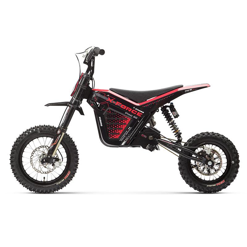Moto électrique Kuberg Force X