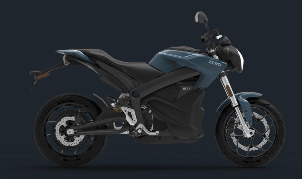 Moto électrique Zero Motorcycle