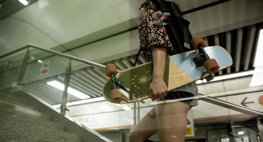 Skate Cruiser Decathlon