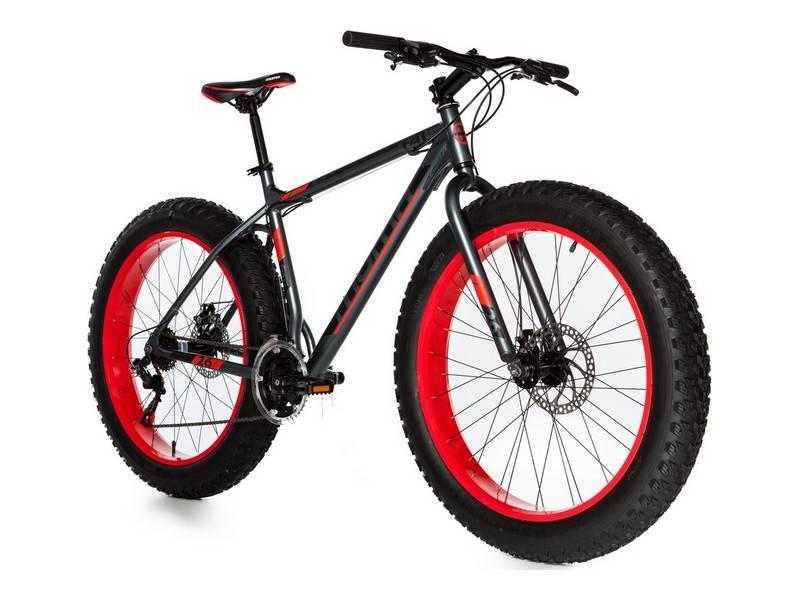 Fat bike Moma Bikes