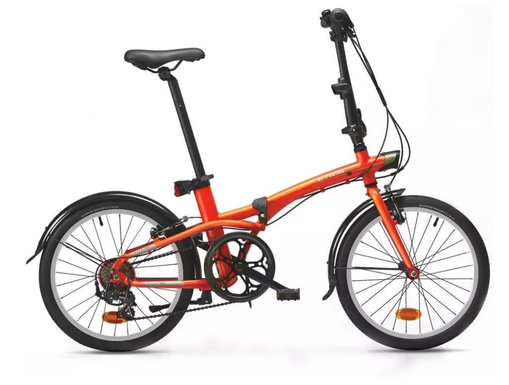 Vélo pliant Btwin
