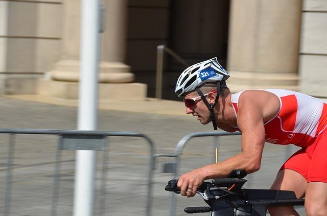 Position vélo triathlon