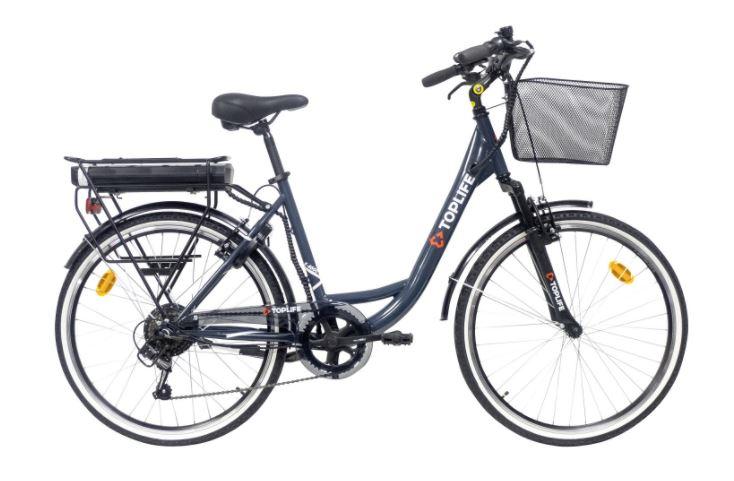 Vélo électrique Top Life E4600