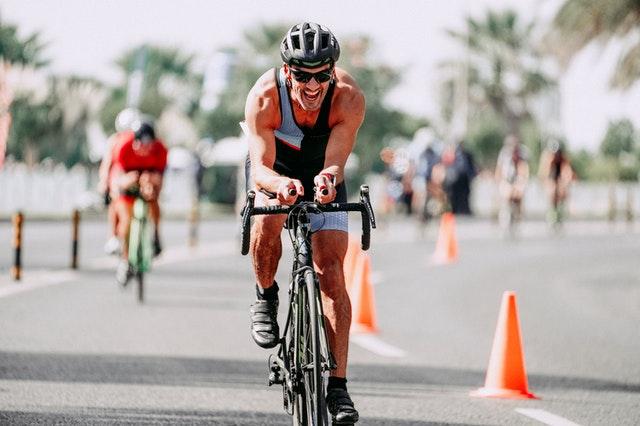Vélo triathlète