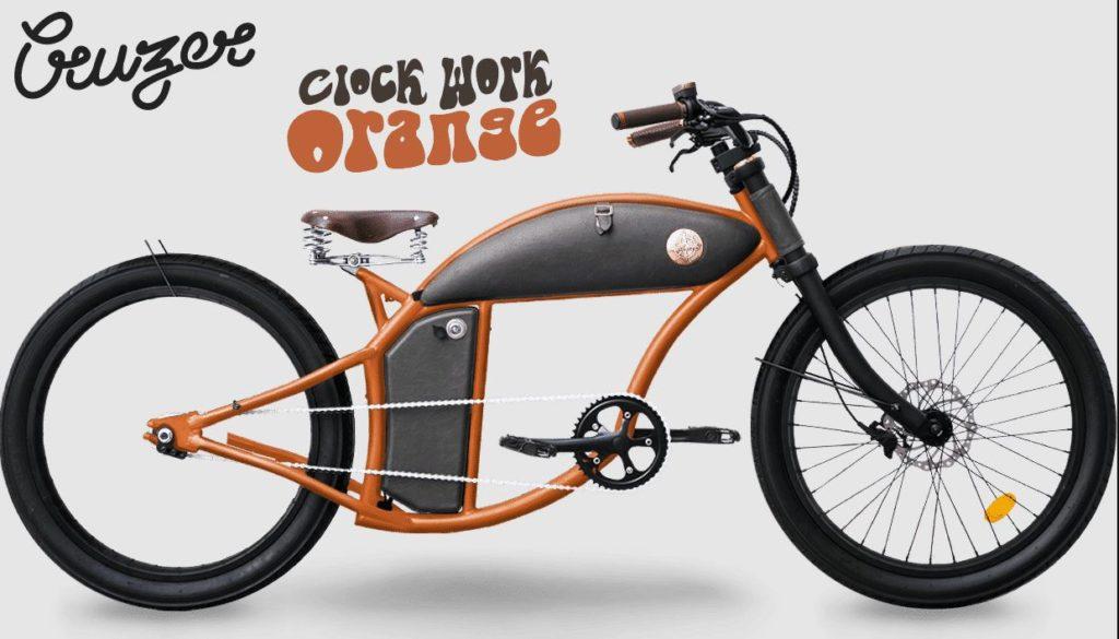Vélo électrique Rayvolt Cruzer Vintage
