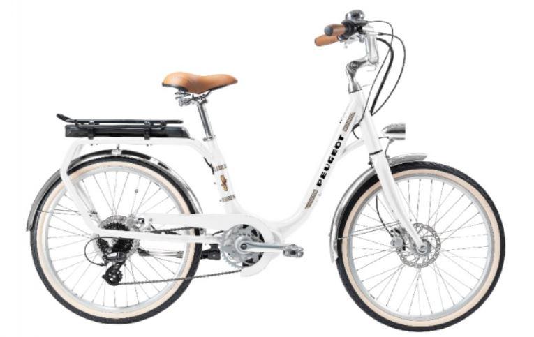 Vélo électrique vintage Peugeot