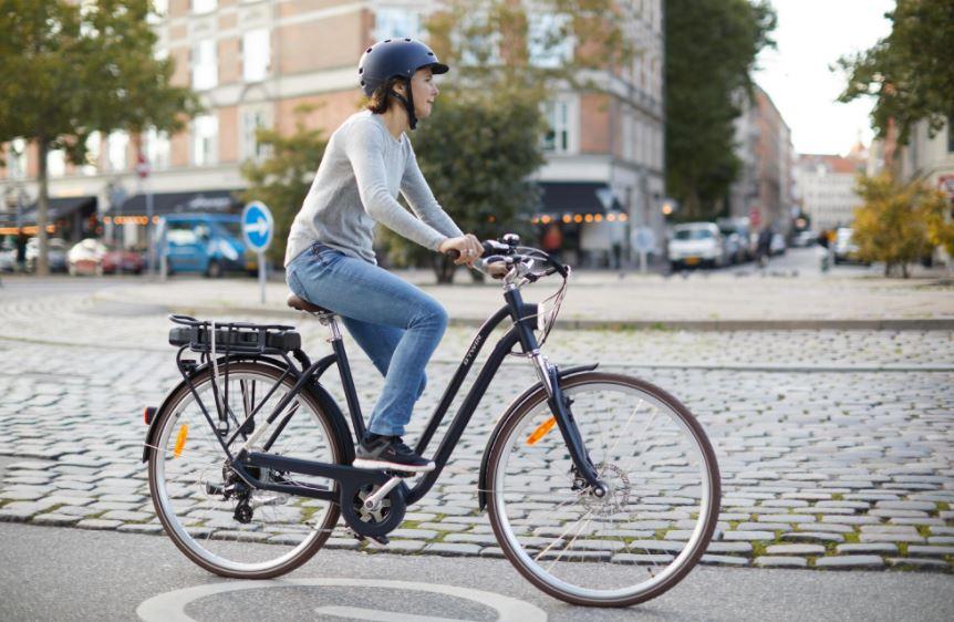 Vélo électrique Elops 900e