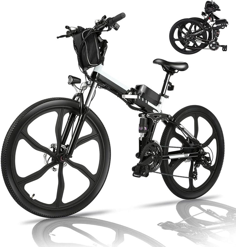 Vélo électrique oppikle