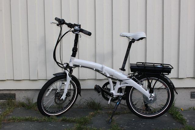 vélo pliable électrique