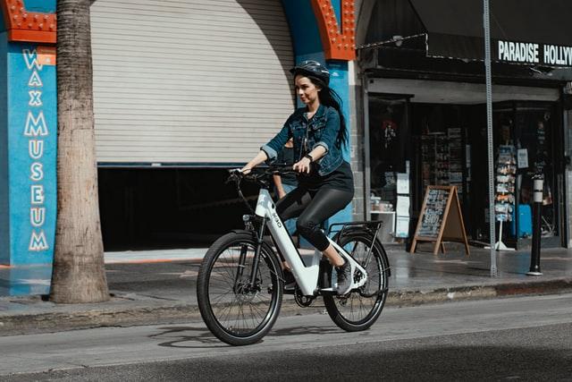 Essai vélo électrique
