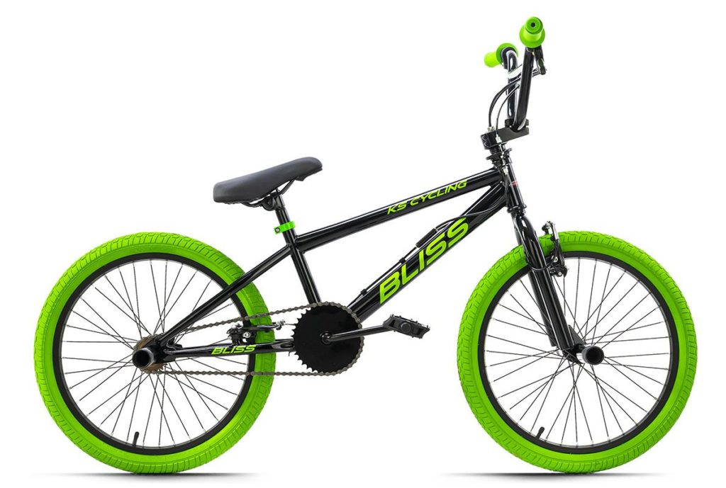 BMX Freestyle KS cycling